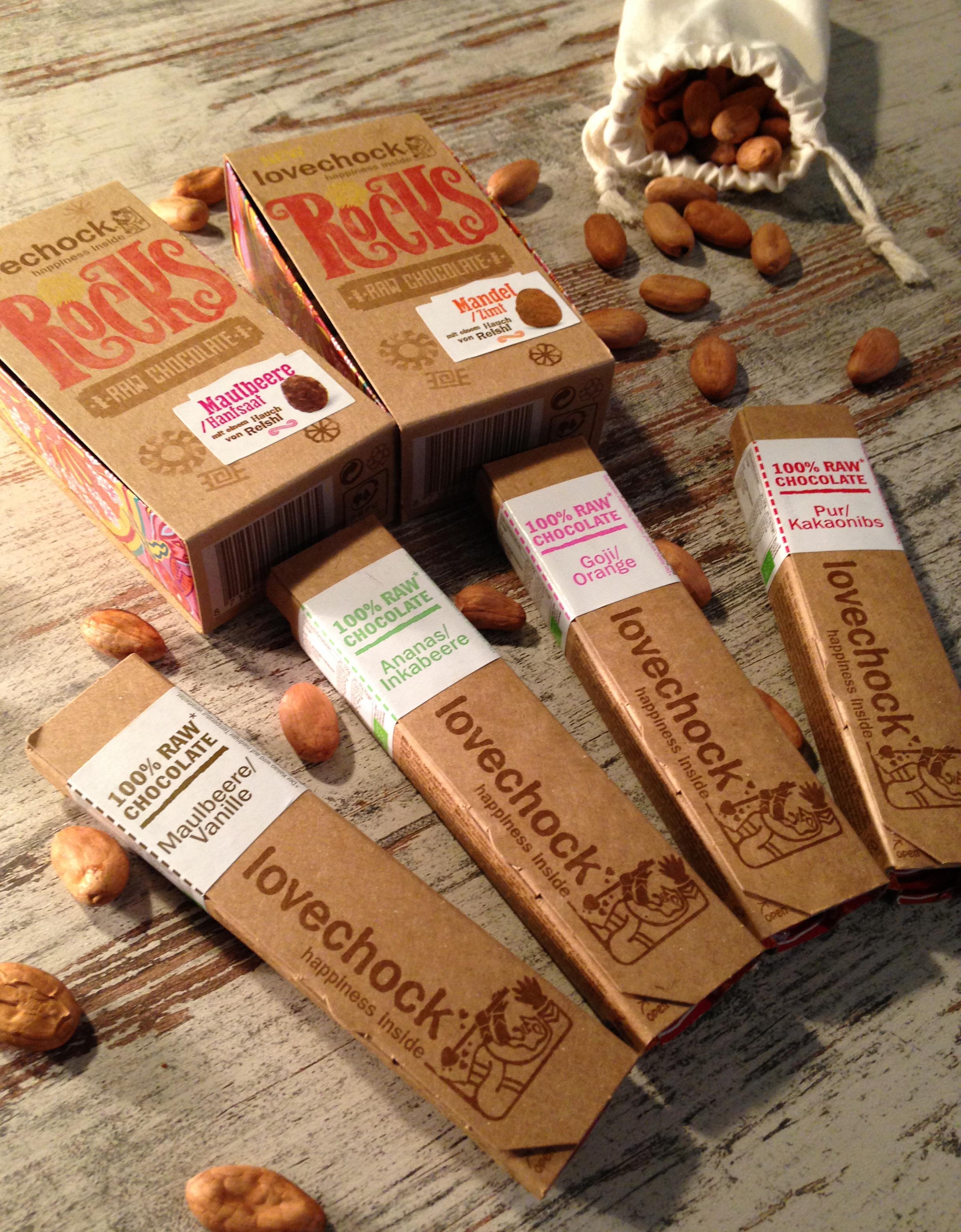 zwei jahre blog-freude & eine kleine freude für euch | lovechock raw chocolate | two years of blogging joy ❤