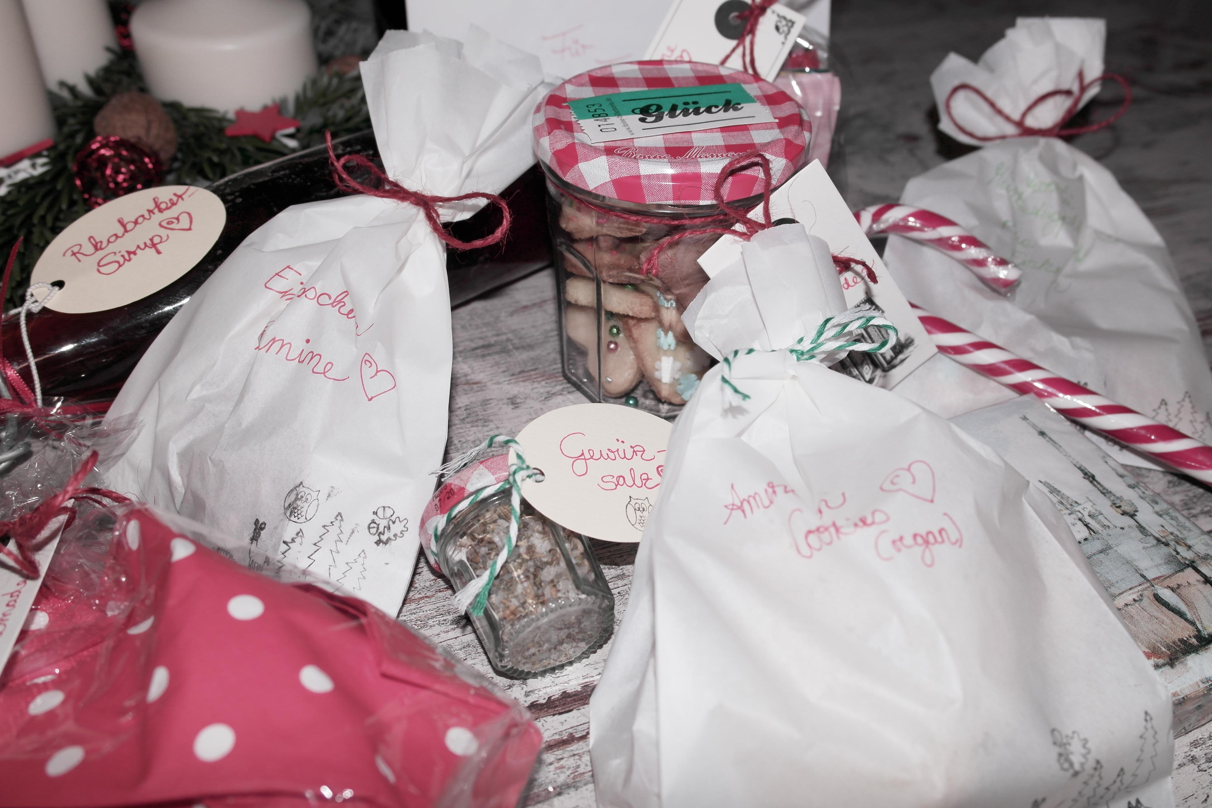 knuspern unterm weihnachtsbaum // post aus meiner küche ❤