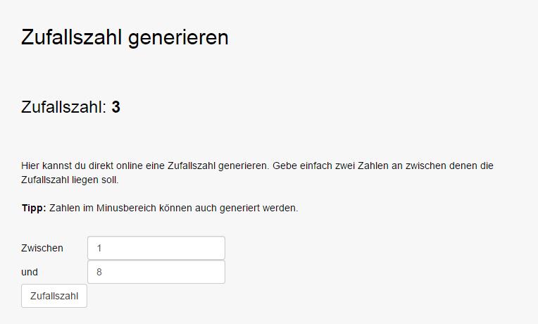 Zufallszahl_Matcha