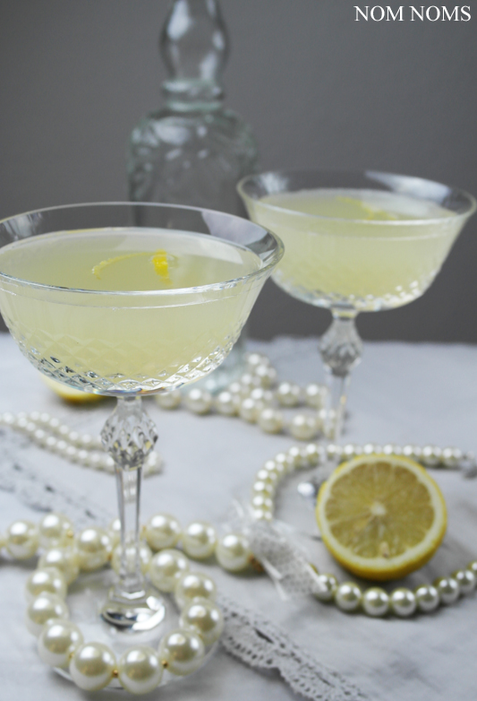 ‪{life is full of LOVE #maratimm} golden twenties drink mit gin: french 75