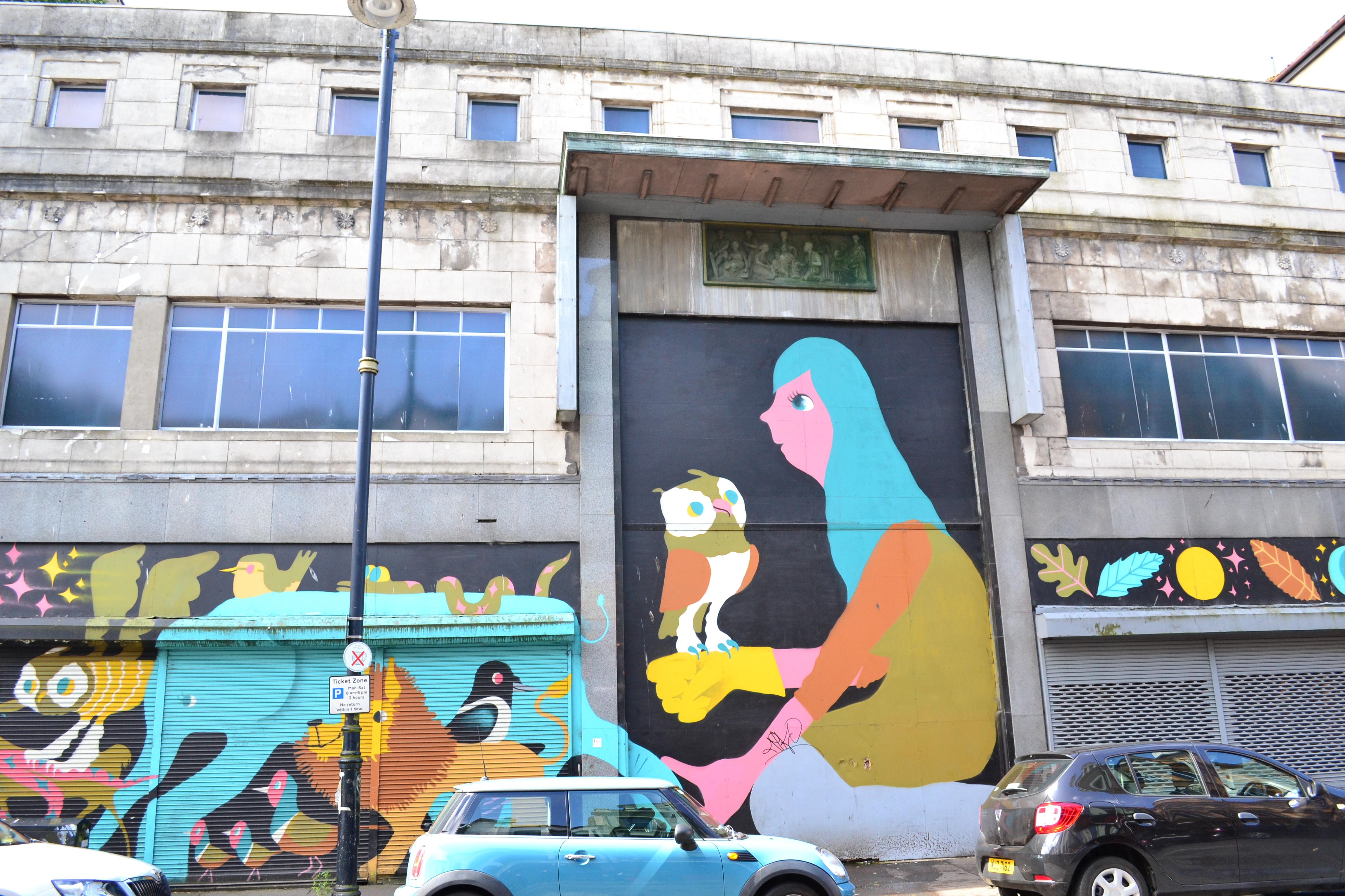 {travel-foodie} ein langes wochenende in belfast und nordirland: genießen, streetart und game of thrones