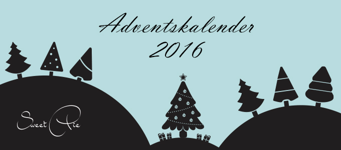 Sweet Pie Adventskalender 2016