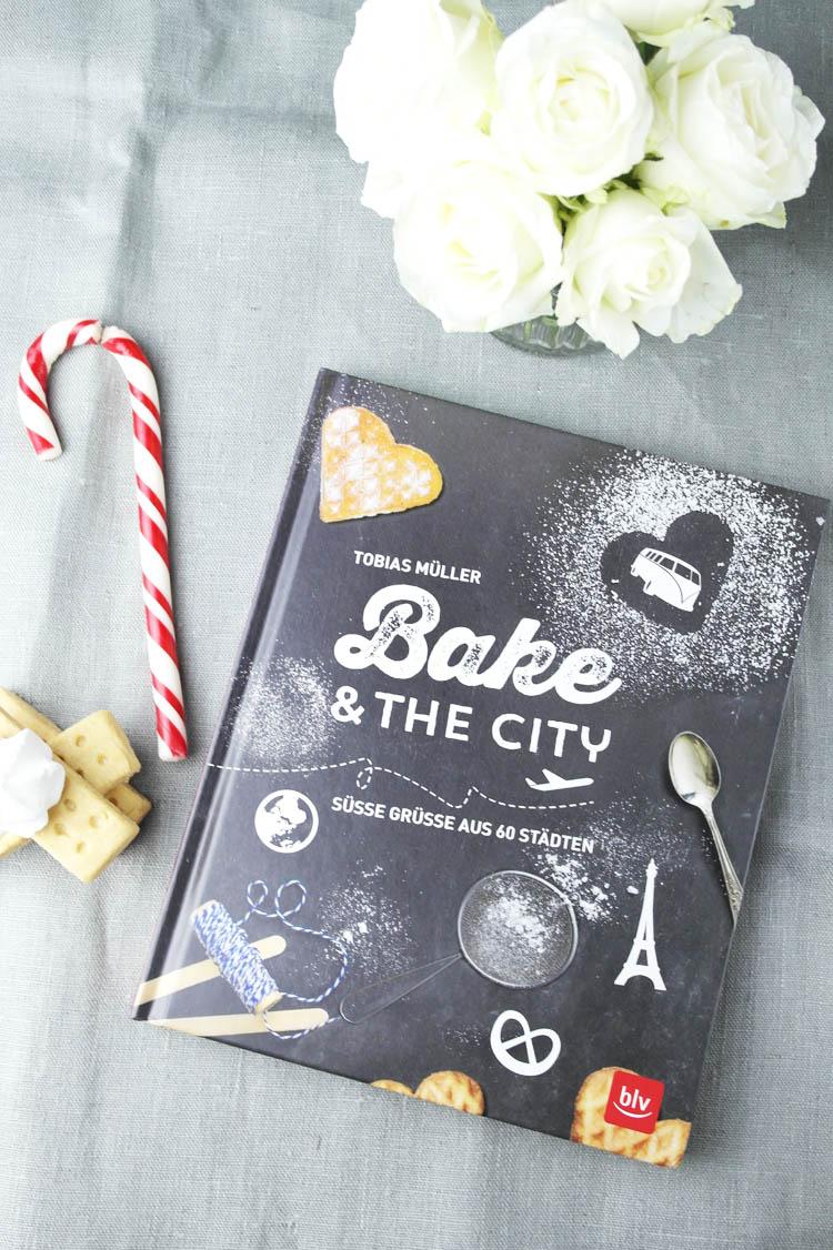 Bake & the city: Süße Grüße aus 60 Städten vom lieben Tobias Müller vom Blog Der Kuchenbäcker