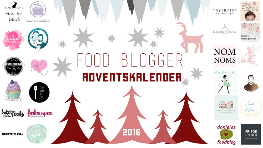 food blogger adventskalender 2017