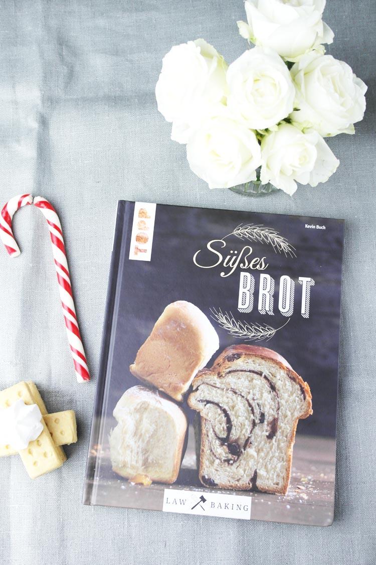 Süßes Brot Kevin Buch Law of Baking