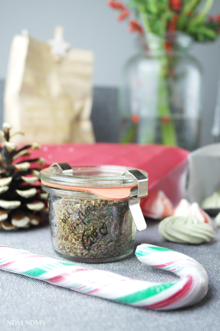 gebrannte mandeln & weihnachten aus der küche - bloggerwichteln ❤