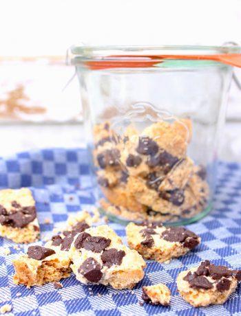 british shortbread cookies: salzig und süß
