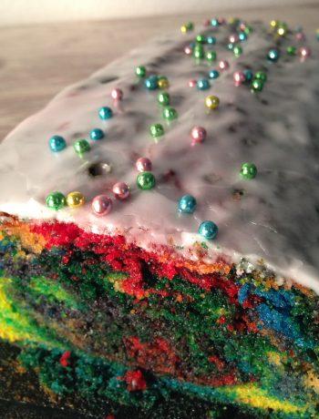 papageien-kuchen | parrot cake