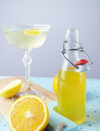 zitrus-ingwer-sirup | citrus ginger sirup