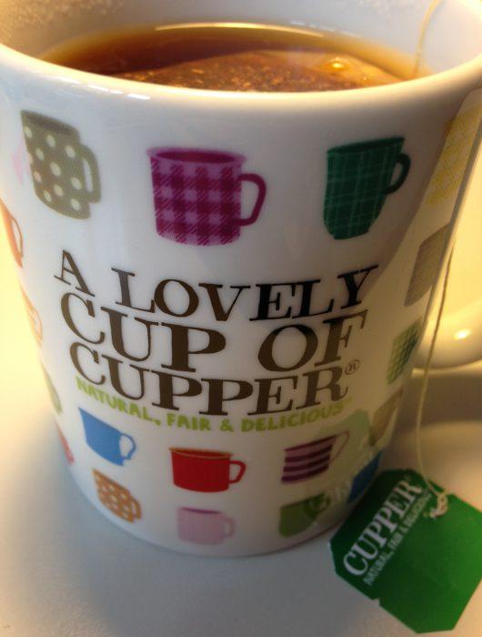 gefunden & verliebt: cupper tea
