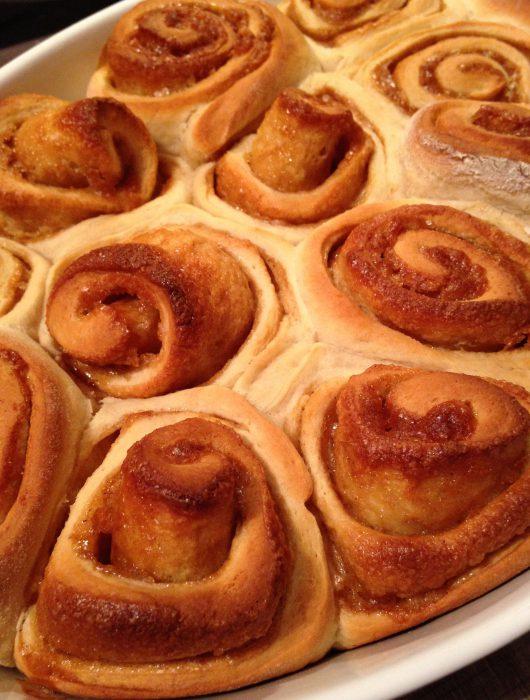 zimtschnecken | cinnamon rolls