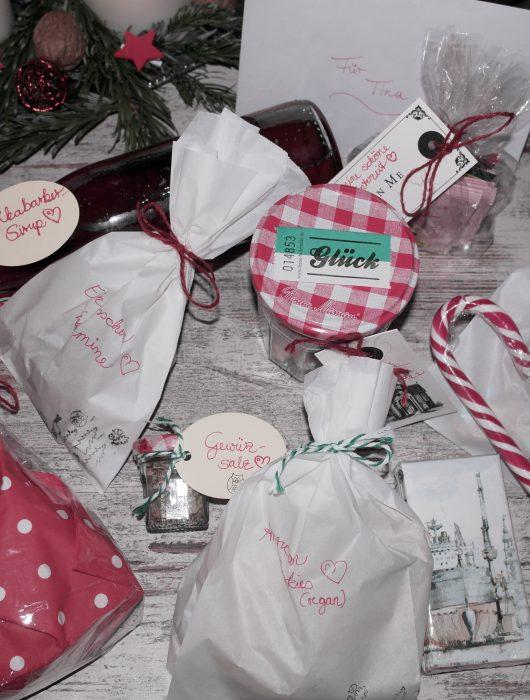 post aus meiner küche // knuspern unterm weihnachtsbaum
