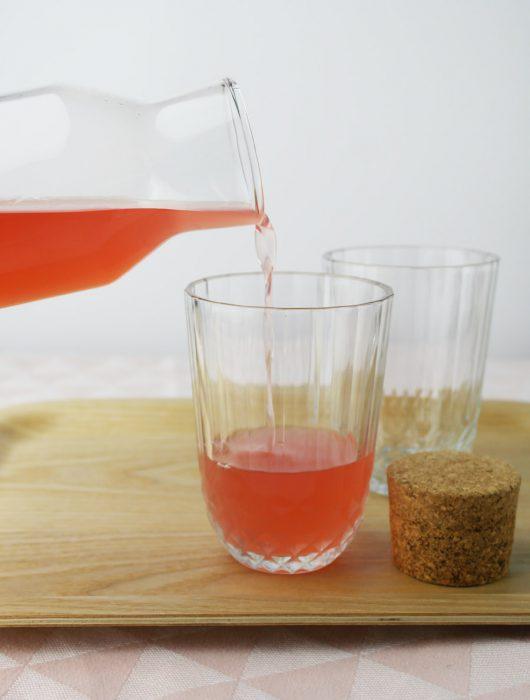Rhabarber Gin