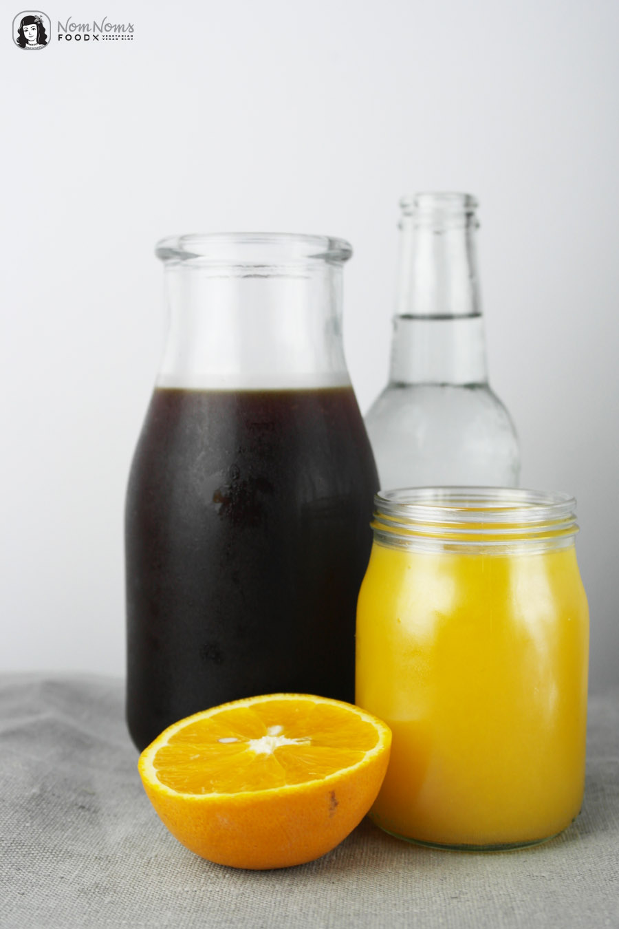 Cold Brew mit Orange und Tonic