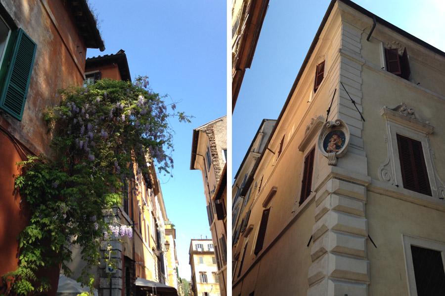 In Rom mit Onken