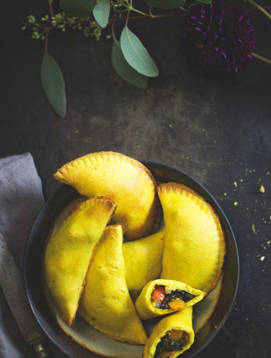 Empanadas mit Kürbis