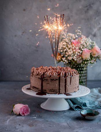 Schokotorte Geburtstag