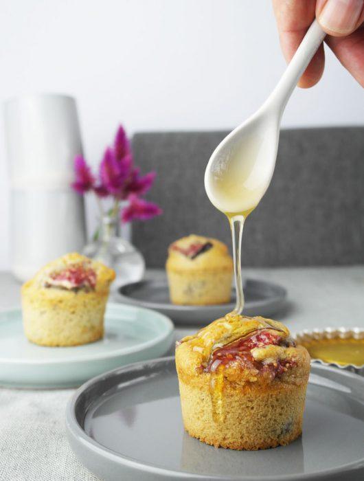 Feigen-Zimt-Muffins mit Honig