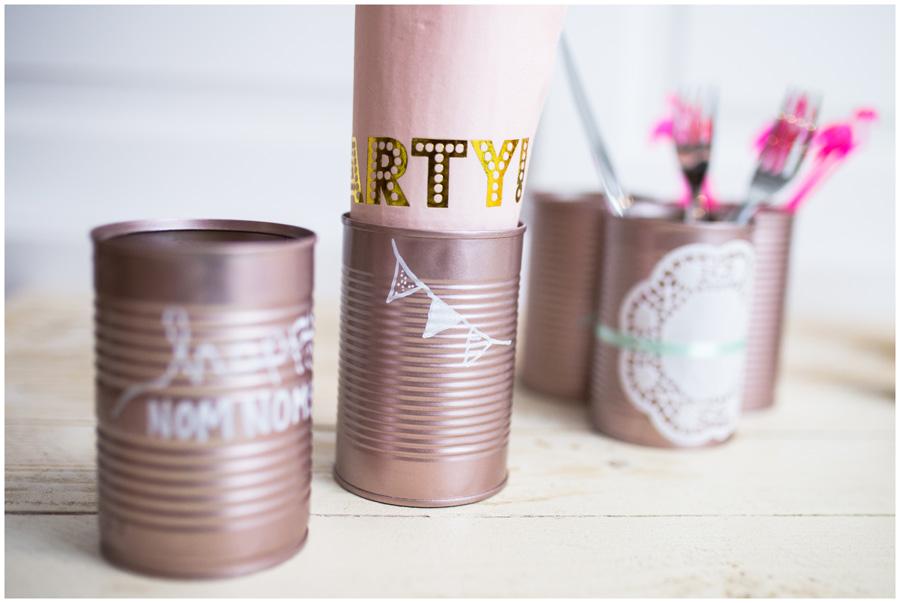HOORAY: DIY-Partydekoration & Handlettering | Feiern mit Anne dem Hafenmaedchen
