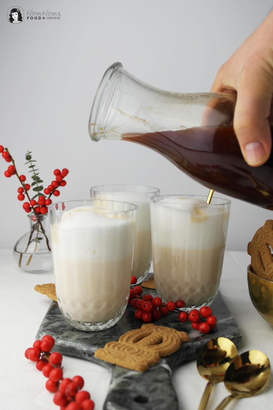 Amarula meets Christmas: Amarula Spekulatius Liebe mit Spekulatius Sirup ❤