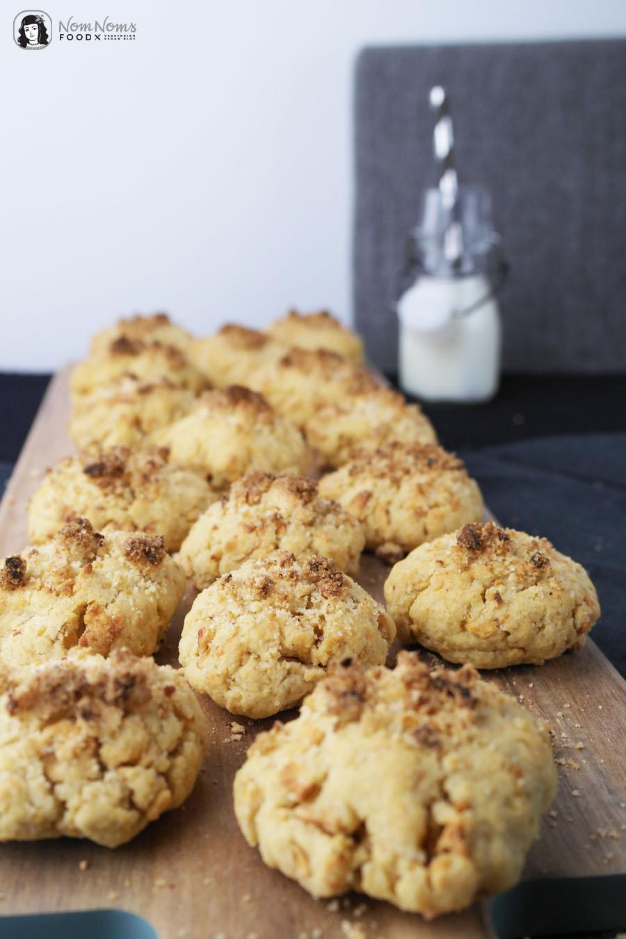Apfel-Streusel-Kekse und wie ich Jamie Oliver traf | Jamies 5 Zutaten Küche - Quick & Easy Food