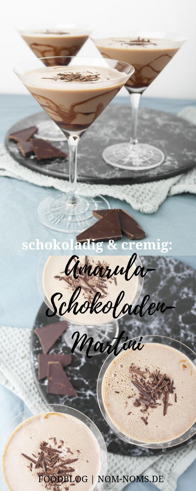 Amarula-Schokoladen-Martini